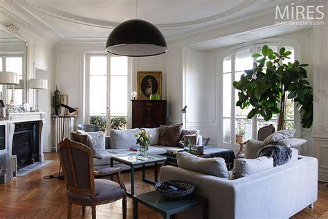 décoration appartement moderne s 233 jour haussmannien c0240 mires