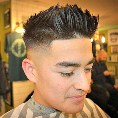brushed  hairstyle mens hairstyles haircuts