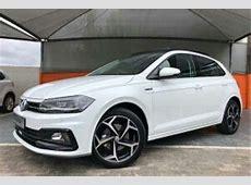 2018 VW Polo Polo hatch 10TSI RLine auto Cars for sale