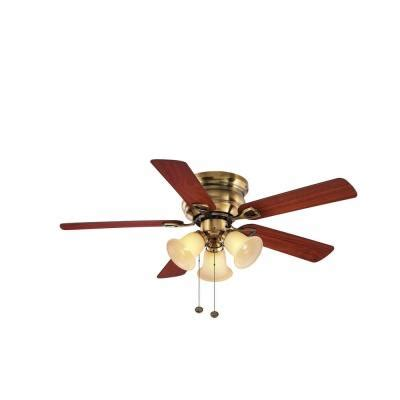 hton bay clarkston ceiling fan hton bay clarkston 44 in ceiling fan cf544h peh