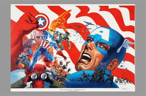 Jim Steranko Captain America Signed Le Comic Art Print Work Of Art Framework Review Competitions July 2017 Elements And Principles Matrix Worksheet Dog Show Nyc Zurich Auctions Fair Dc Street Graffiti Words Cash Prizes