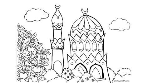 mewarnai ramadhan semburat warna