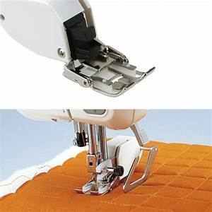 Sewing Machine Even Feed Walking Foot U0026quilt Guide For