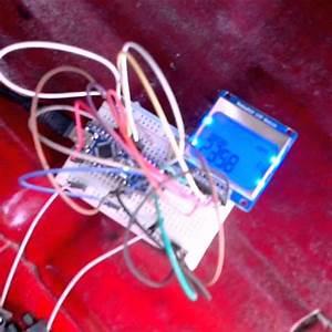 Vw T3 Arduino Tachometer
