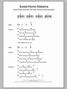 Sweet Home Alabama Sheet Music Direct