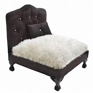 Dauphine dog bed luxury dog boutique at glamour muttcom for Glam dog bed