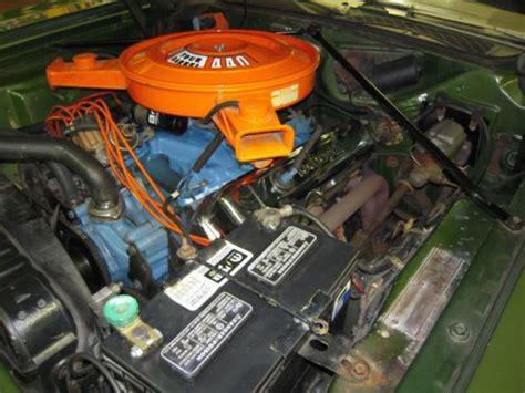 buy   dodge charger rallye rare hp  speed