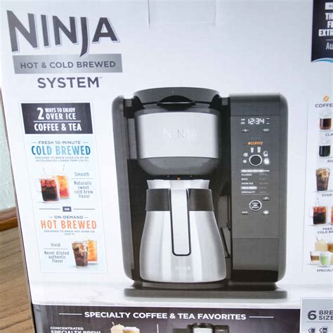 I got the ninja iq after my keurig died. Ninja Coffee Maker Review - Hot and Cold Brewed System