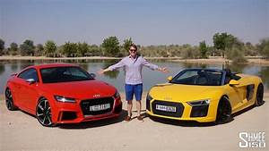 Garage Audi Nancy : audi gave me two cars in dubai garage youtube ~ Medecine-chirurgie-esthetiques.com Avis de Voitures