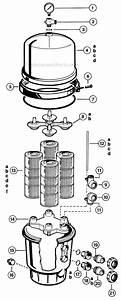 Hayward C400 Parts List And Diagram
