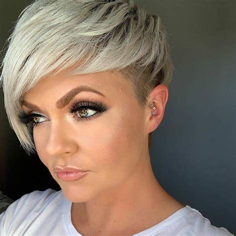 10 Simple Pixie Haircuts for Straight Hair   Women ...