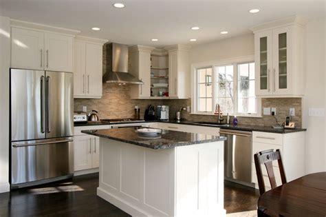 27+ Beaut L Kitchen Remodel With Island