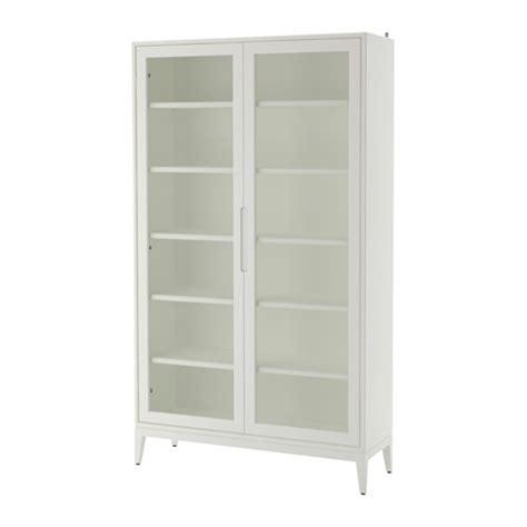 Ikea Bathroom Cabinets White by Regiss 214 R Glass Door Cabinet White Ikea