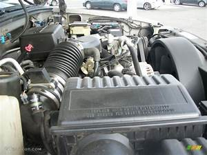 1998 Chevrolet Tahoe Ls 4x4 Engine Photos