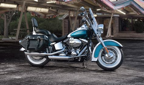 2013 Harley-davidson Heritage Softail Classic Gets