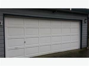 16 ft garage door and opener west shore langfordcolwood With 16 ft wood garage door