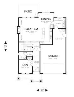 one and a half car garage dimensions 1000 images about home plans on house plans