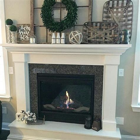 How To Design A Fireplace Mantel - 25 best ideas about fireplace mantels on