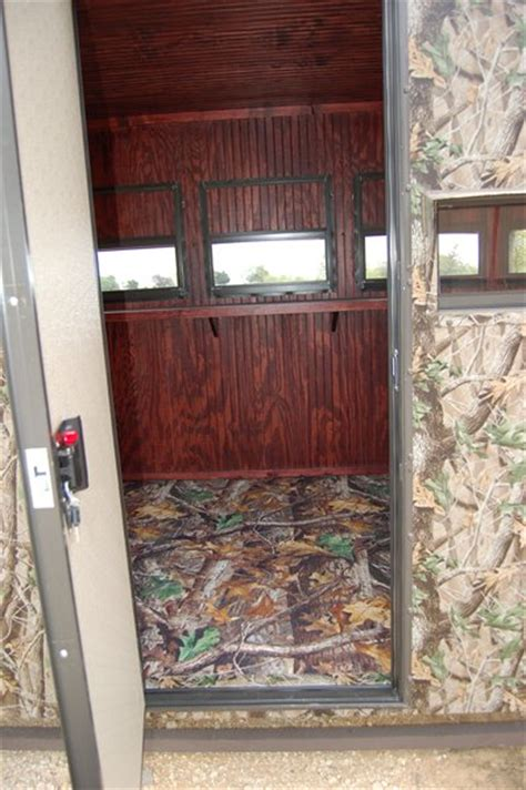 insulated deer blinds    deer blind north texas