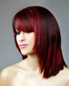Red Hair Color Womens Interests Beauty Products