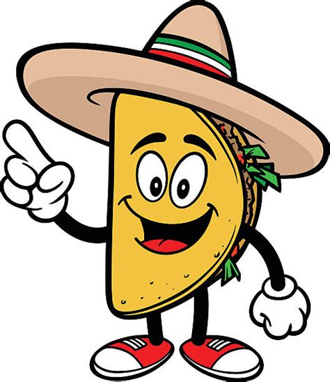 Tacos Clipart Tacos Clipart Different Pencil And In Color Tacos