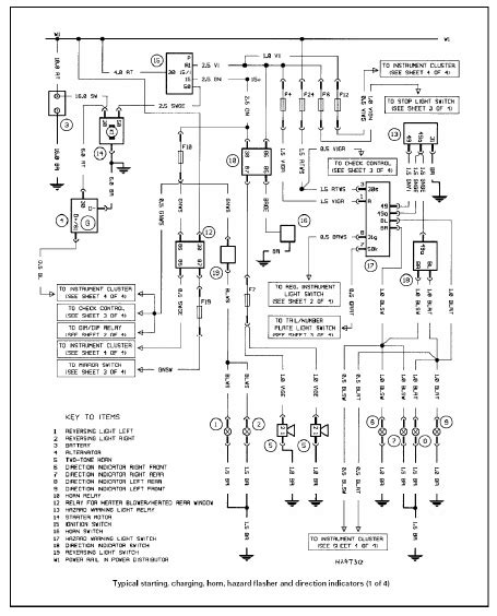bmw e39 electrical wiring diagram 2 tools