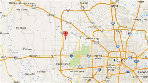 map of cypress texas my blog
