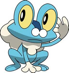 pokemon froakie images