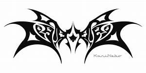 Simple Tribal Wing Tattoo Designs | www.imgkid.com - The ...