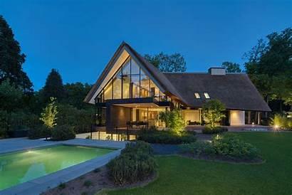 Villa Bos Woning Landelijke Nieuwbouw Dinther Bouwbedrijf