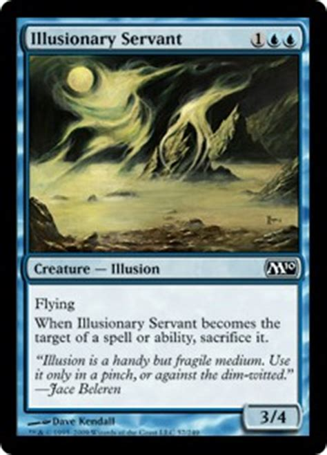 Mtg Illusion Deck by Illusion The Magic The Gathering Wiki Magic The