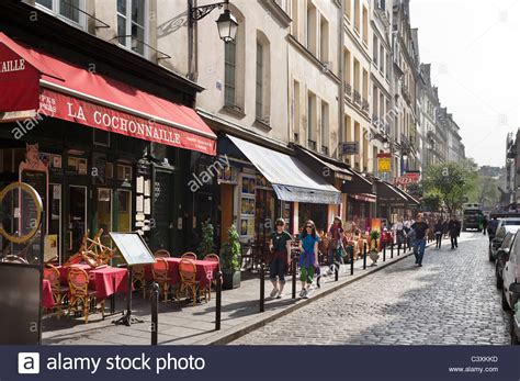 la cuisine de michel restaurant and shops on the rue de la harpe just the