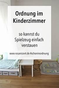 Ordnung Im Kinderzimmer : ordnung im kinderzimmer einfache tipps f r weniger chaos ~ Lizthompson.info Haus und Dekorationen