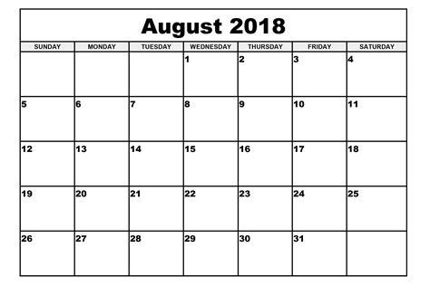 decorative august  calendar august  calendar