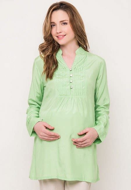 koleksi baju hamil trendi  nyaman idemodelbusanacom