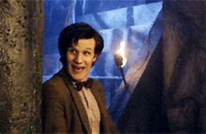 Happy Matt Smith GIF by Doctor Who - Find & Share on GIPHY