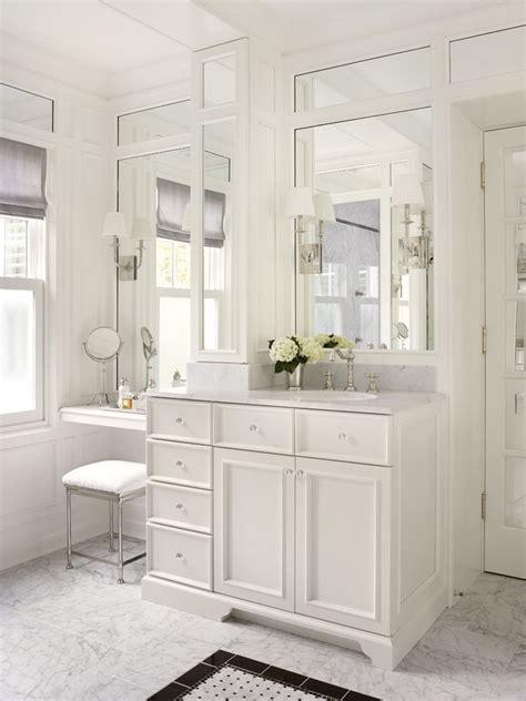 bathroom cabinets with makeup vanity bright makeup vanities in bathroom traditional with