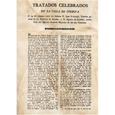 WikiMexico - Tratados de Córdoba