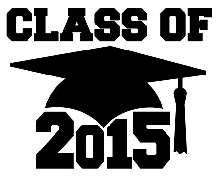 Class Of 2015 Free Svg  Clever Someday