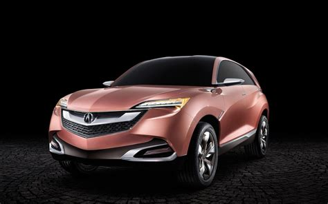 2013 acura concept suv x wallpaper hd car wallpapers