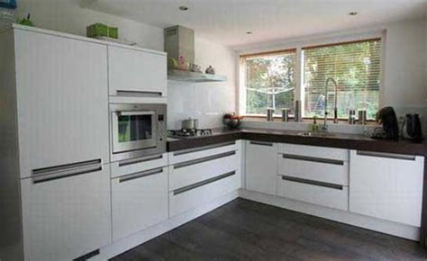 gebruikte keukens diverse wit hoogglans systemat keuken