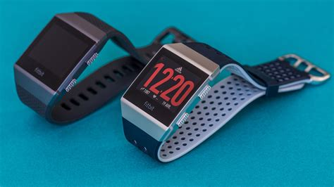 fitbit ionic adidas edition review a worthy challenger androidpit