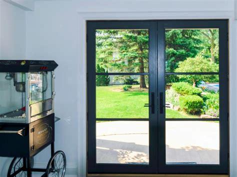 rail  stile fiberglass french doors fieldstone windows  doors