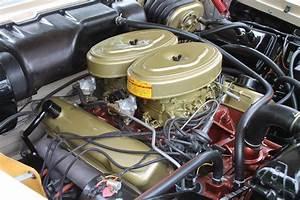 Plymouth 350 Golden Commando V8 Engine