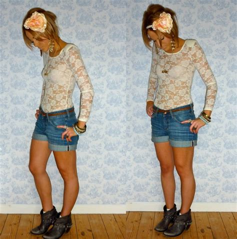 Short Cowboy Boots + outfit | Outfits
