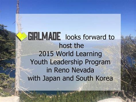 proud  host worldlearning statedepartment youth