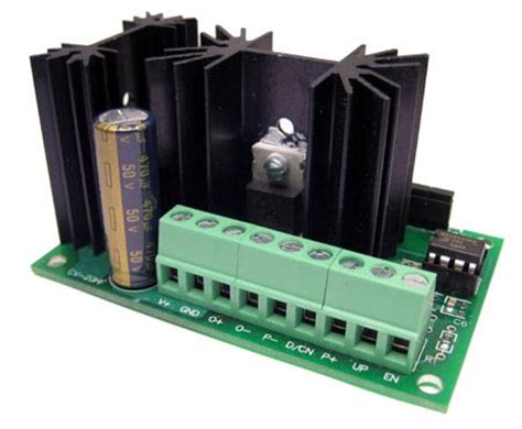 Critical Velocity Amp High Frequency Pwm Motor Speed