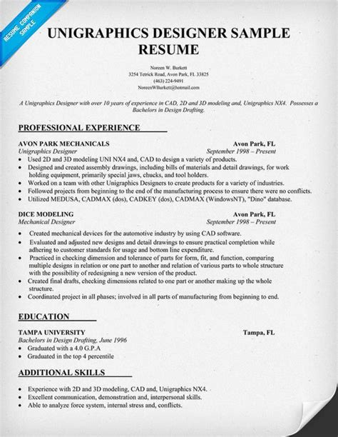 Unigraphics Designer Resume Template (resumecompanioncom. Curriculum Vitae Other Word. Resume Builder New Orleans. Cover Letter Format Re. Como Fazer Um Curriculum Vitae 2018. Curriculum Vitae Modelo Valen Gratis. Resume Template Microsoft Word. How To Write Cover Letter Monash. Resume References Who