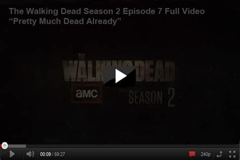 walking dead season  episode