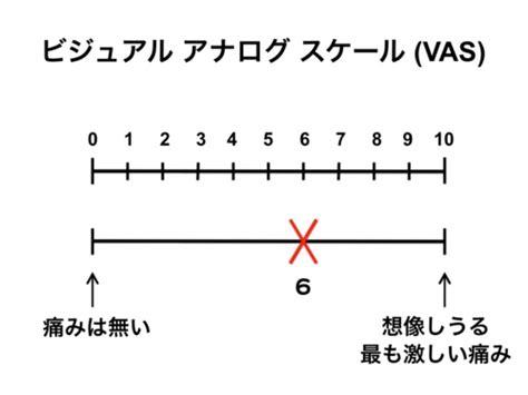 vas scale vas of 脊髄外科ジャーナル